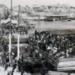 Μυτιλήνη, Σεπτέμβρης του 1922, στο λιμάνι…