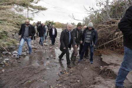 Πρόγραμμα του ΕΛΓΑ για την ενίσχυση παραγωγών Λήμνου, Λέσβου και Χίου που επλήγησαν από θεομηνίες