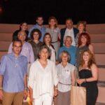 Η δυναμική ομάδα του συλλόγου εθελοντών αιμοδοτών Μυτιλήνης