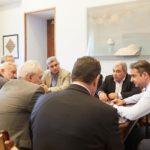 Ποιος δουλεύει ποιον; Ο Μητσοτάκης και οι «φορείς»… τους πολίτες της Λέσβου!