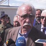 Βίτσας: «Το υπουργείο αναλαμβάνει τη δομή ΠΙΚΠΑ της Λέσβου»