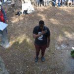 Γαλλικό νεκροταφείο των θυμάτων της μάχης της Καλλίπολης, στα Λουτρά: Τιμή στους Σενεγαλέζους του γαλλικού στρατού στον Α'ΠΠ