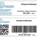Πως να εκτυπώσετε την κάρτα με το «Μοναδικό αριθμό Νησιώτη» και επωφεληθείτε επιστροφές στα ακτοπλοϊκά εισιτήρια με το Μεταφορικό Ισοδύναμο