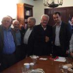 Η «Τουρκική Συνύπαρξη» βοηθά του πληγέντες από τις πυργκαγιές στην Αττική
