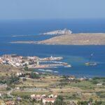Σίγρι: Οταν το πλοίο μπαίνει στο λιμάνι